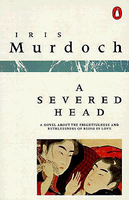 Severed Head By Murdoch, Iris