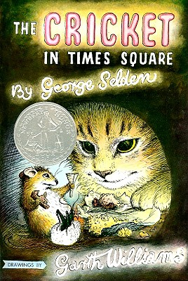 The Cricket in Times Square By Selden, George/ Williams, Garth (ILT)